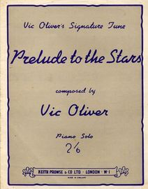 Prelude to the Stars -  Vic Olivers signature tune