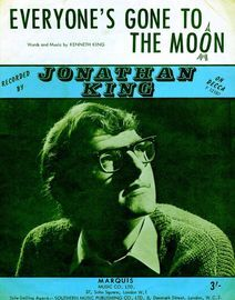 Everyone's gone to the moon - Featuring Jonathan King