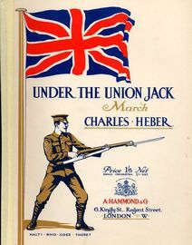 Under the Union Jack - March - For Piano Solo