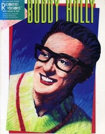 Buddy Holly - Hal Leonard Guitar Recorded Versions - With Notes & Tab - Authentic Record Transcriptions - Featuring Buddy Holly