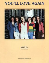 You'll Love Again - Recorded by Hotel on Mercury Records