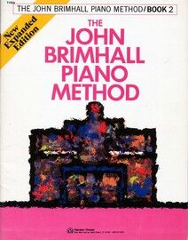 The John Brimhall Piano Method - Book 2 - The Complete Method of Popular and Traditional Instruction