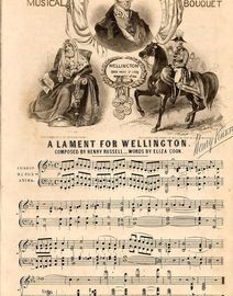 A Lament for Wellington - Musical Bouquet No. 373 and 374
