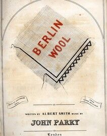Berlin Wool - Song - Composer of