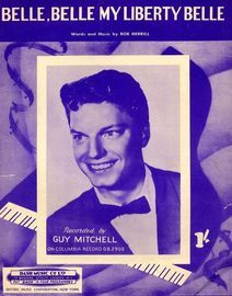 Belle Belle, My Liberty Belle - Featuring Guy Mitchell
