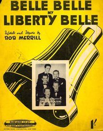 Belle Belle, My Liberty Belle - Featuring The Stargazers