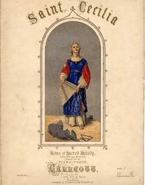 Saint Cecilia - Gems of Sacred Melody Book 1