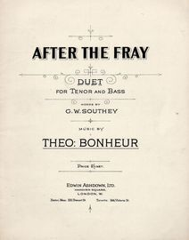 After the Fray - Duet for Tenor and Bass