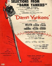 Damn Yankees - Piano Selection from the Musical