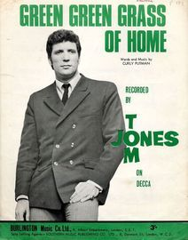 Green Green Grass of Home -  featuring Tom Jones