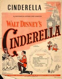 Cinderella - Song from from Cinderella (The Cinderella Waltz)