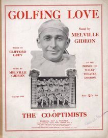 Golfing Love - Song from \