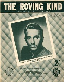 The roving kind - Song - Featuring Gordon Jenkins