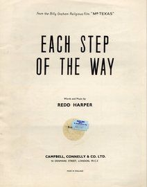 Each Step of the Way - from \
