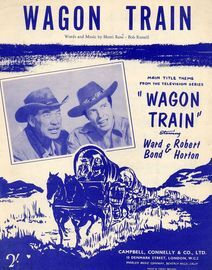 Wagon Train - Main Title Theme from the Television Series \