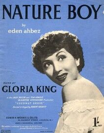 Nature Boy - Featuring Gloria King