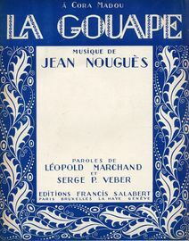 La Gouape - Song - Dedicated to Cora Madou - French Edition