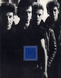 U2 - Portfolio - The Official U2 Song Book - Guitar Chords with Melody Line
