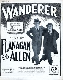 Wanderer - Featuring Flanagan and Allen