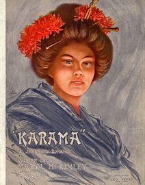 Karama - A Japanese Romance - For Piano and Voice