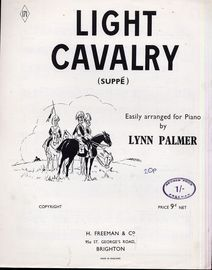 Light Cavalry - for Piano