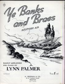 Ye Banks and Braes - Scottish Air for Piano