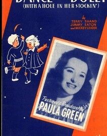 Dance With A Dolly (with a hole in her stockin) Featuring Paula Green
