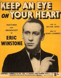 Keep An Eye On Your Heart - Song - Featuring Eric Winstone
