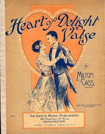 Heart of Delight - Valse - For Piano Solo - Swift edition No. 501