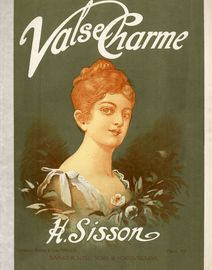 Valse Charme - For Piano Solo