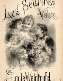 Les Sourires - Valse - For Piano Solo