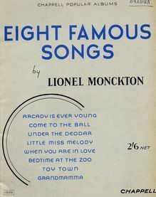 Eight Famous Songs