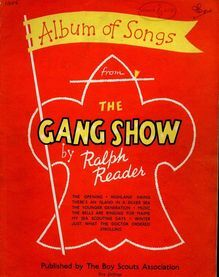 Album of Songs from The Gang Show 1958 - for Piano and Voice