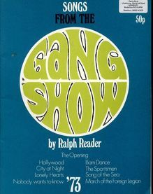 Songs From the London Gang Show 73 - for Piano and Voice