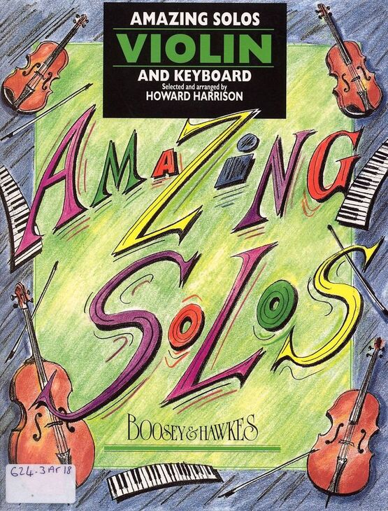 1 | Amazing Solos - Violin and Keyboard