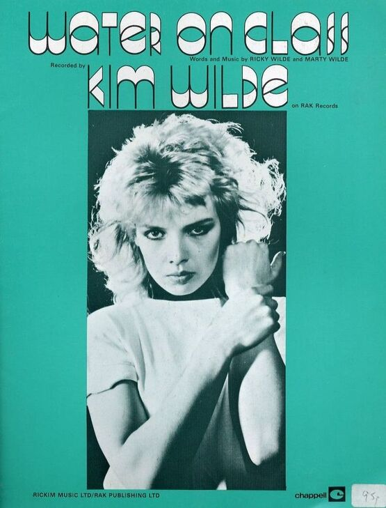 10105 | Water and Glass - Featuring Kim Wilde
