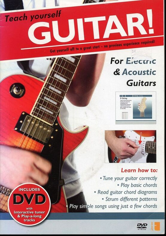 Teach Yourself Guitar! - Get yourself off to a great start, no ...