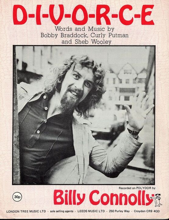 109 | D.I.V.O.R.C.E. (Divorce) -  Recorded by Billy Connolly