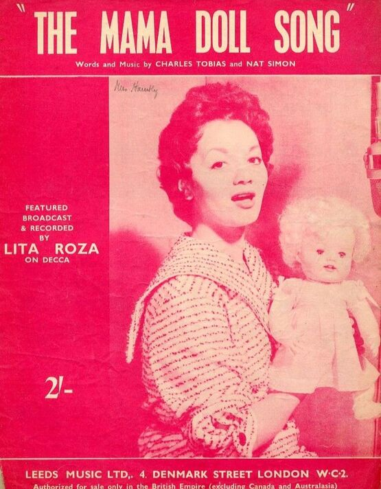 109 | The Mama Doll Song - Featuring Lita Roza