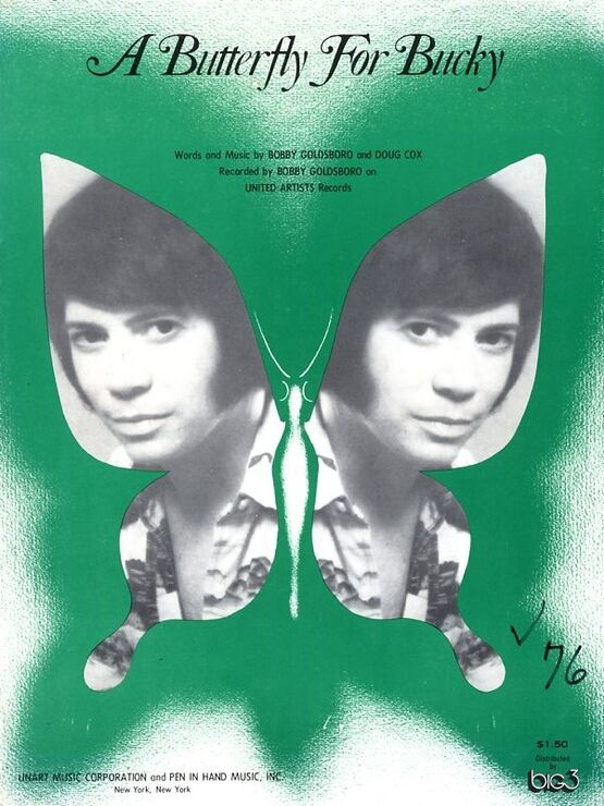 11186 | A Butterfly for Bucky - Featuring Bobby Goldsboro