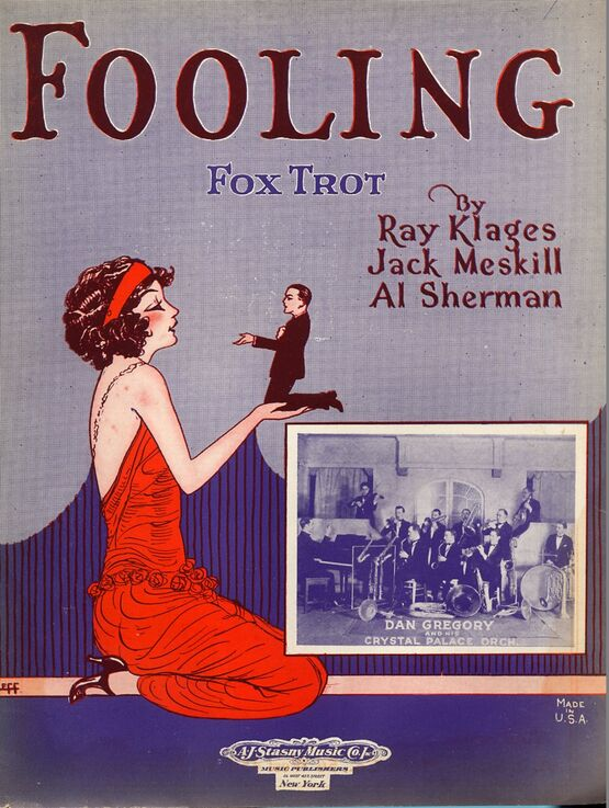 11588 | Fooling - Fox Trot - Song