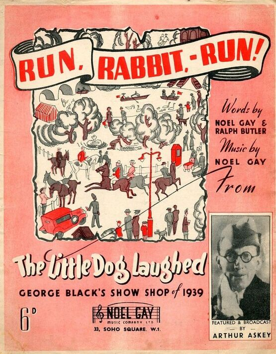 164 | Run Rabbit Run as performed by Jack Hylton and Billy Cotton