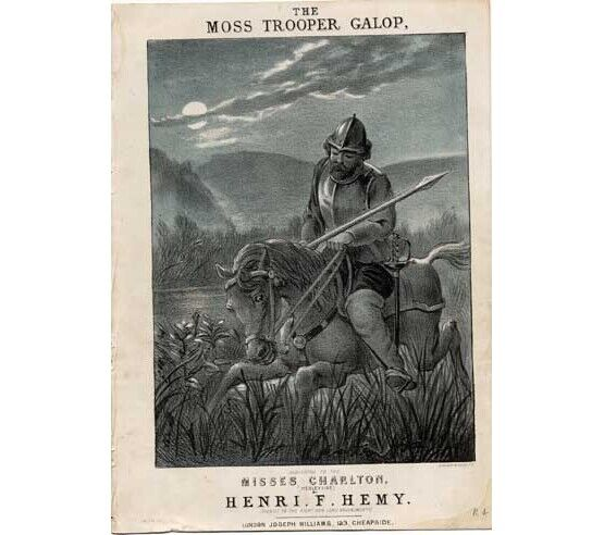 1683 | The Moss Trooper Galop, dedicated to the Misses Charlton,