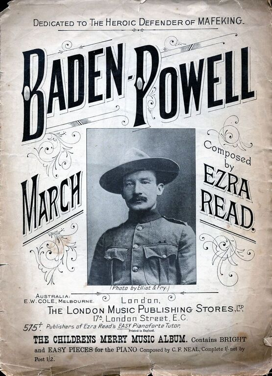 2060 | Baden Powell March - Dedicated to the Heroic Defender of Mafeking