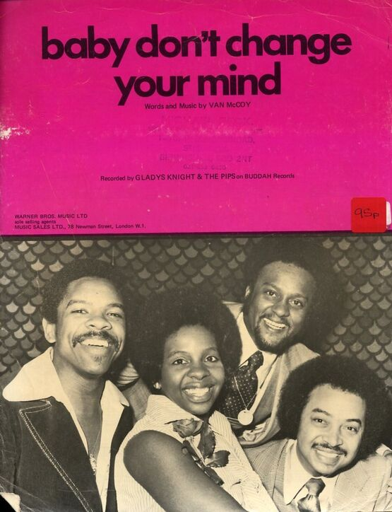 4 | Baby Don't Change Your Mind: Gladys Knight and the Pips,