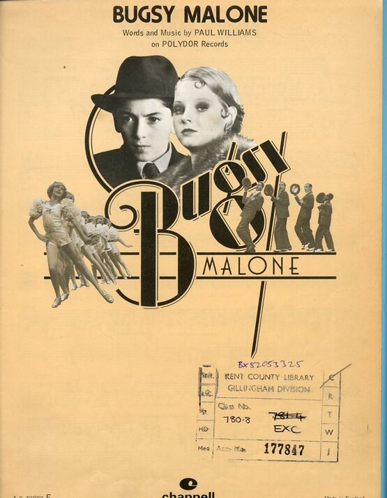 4 | Bugsy Malone - Song