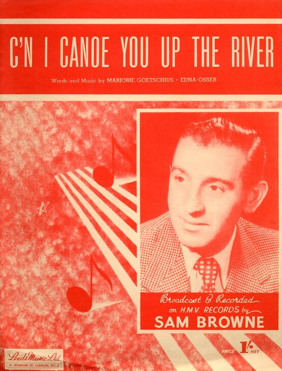 4 | C'N I Canoe You Up the River, featuring Arthur Godfrey