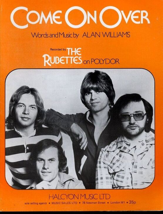 4 | Come On Over - Featuring The Rubettes
