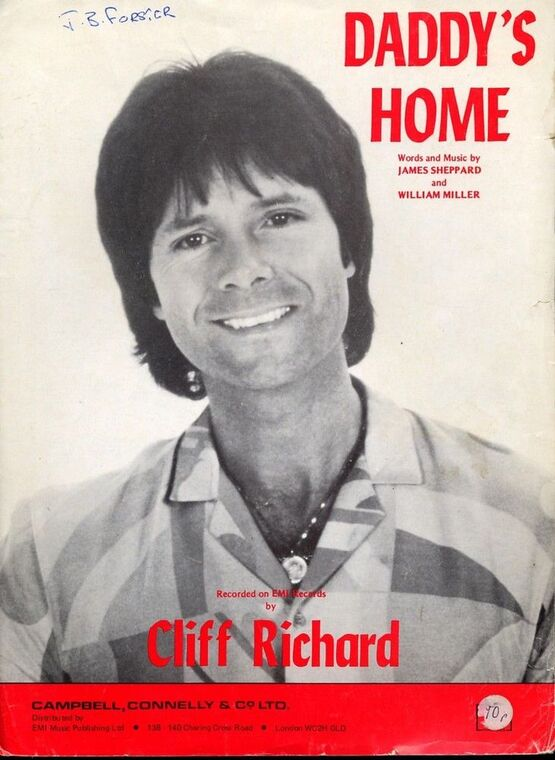 4 | Daddys Home - Cliff Richard