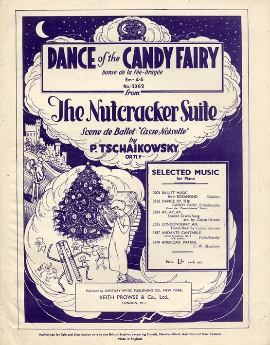 4 | Dance of the Candy Fairy: from